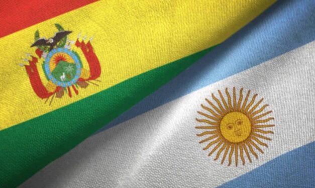 Bolivia y la Argentina. Relaciones Internacionales o relaciones entre facciones partidarias