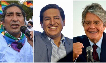 Ecuador: Comunicación política candidatos presidenciales 2021