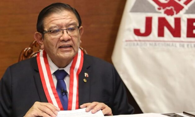 [Perú] JNE señaló que en la primera semana de mayo estarían resultados de las elecciones presidenciales