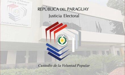 [Paraguay] TSJE realizó exitoso primer simulacro del TREP con miras a las municipales
