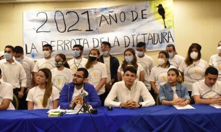 [Nicaragua] Alianza Universitaria Nicaragüense pidió unir fuerzas ante las elecciones generales