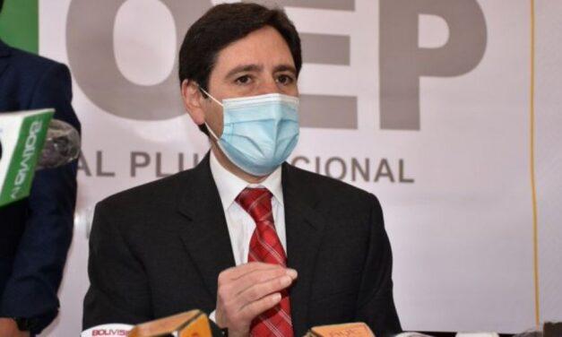 [Bolivia] TSE anuncia referendo de cartas orgánicas para el 31 de octubre y prevé habilitar Direpre