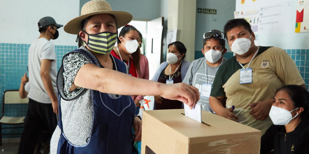 [Bolivia] Balotaje: la OEA, Uniore, OCD y Observa serán veedores
