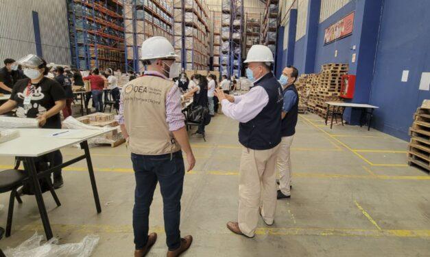 [Perú] Misión de la OEA destaca trabajo de autoridades electorales en primera vuelta