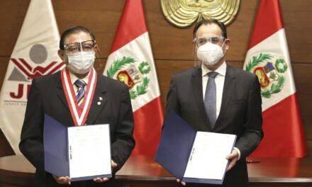 [Perú] Misión Electoral de la OEA felicitó al JNE y a la ONPE por la realización de los comicios del 11 de abril