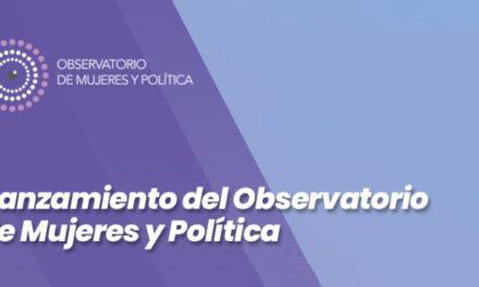 [Latam] Transparencia Electoral anuncia el lanzamiento de su Observatorio de Mujeres y Política