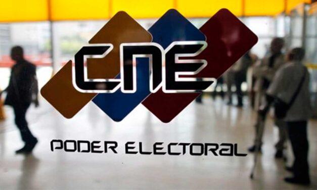 [Venezuela] Estos serían los cinco nuevos rectores principales del CNE