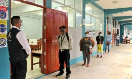 [Perú] Estos son los protocolos de bioseguridad para la segunda vuelta electoral