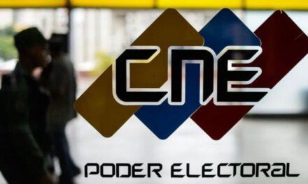 [Venezuela] El CNE anuncia que los comicios regionales y locales se realizarán este año de manera conjunta