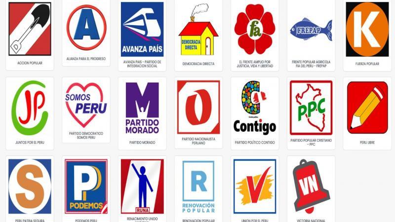 [Perú] Más de 15 partidos políticos perderían su inscripción a las elecciones parlamentarias