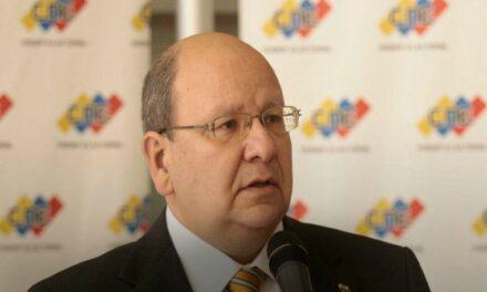 [Venezuela] Exrector Vicente Díaz: «CNE invitó a la Unión Europea como observadores a las regionales»
