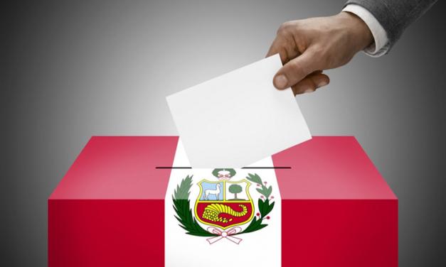 [Perú] ONPE: cinco partidos no presentaron informes de gastos campaña