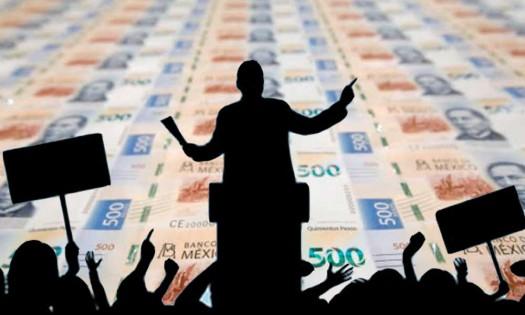 [México] Candidatos deben reportar sus gastos diariamente o habrá sanciones, advierte INE