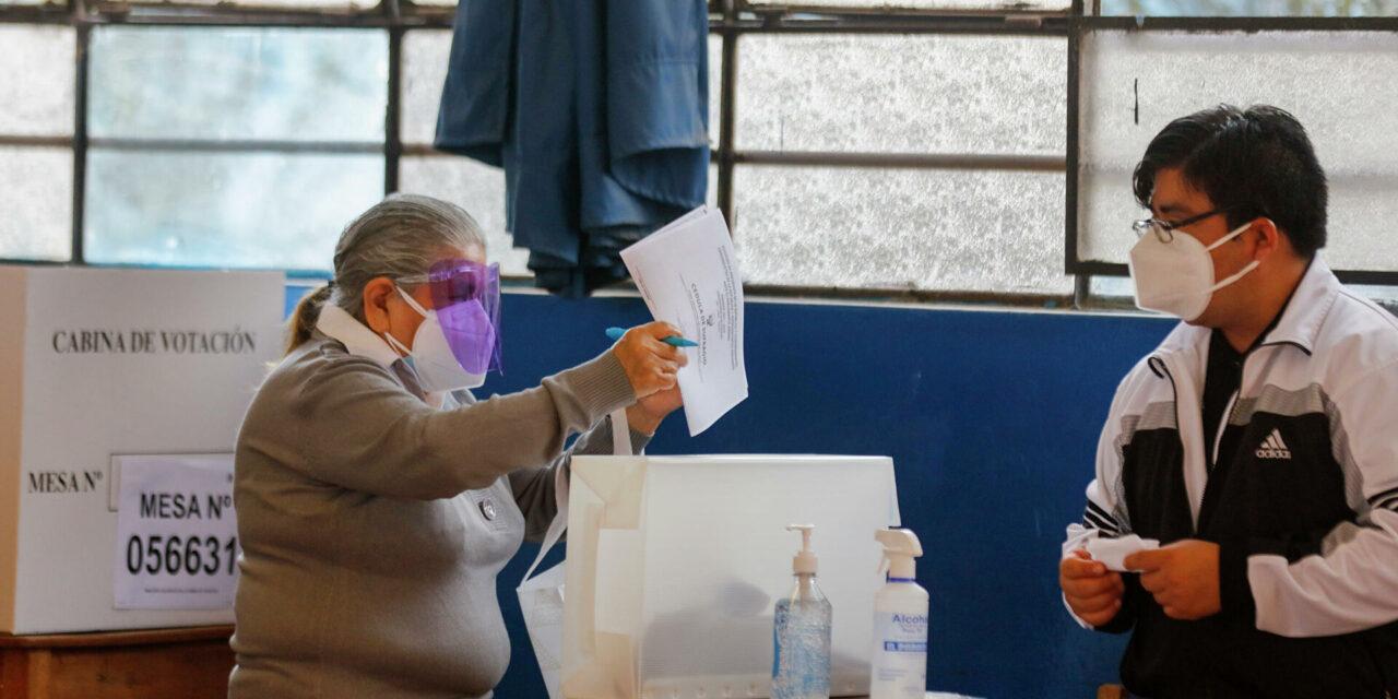 [Perú] Observadores internacionales rechazan la denuncia de fraude en las elecciones