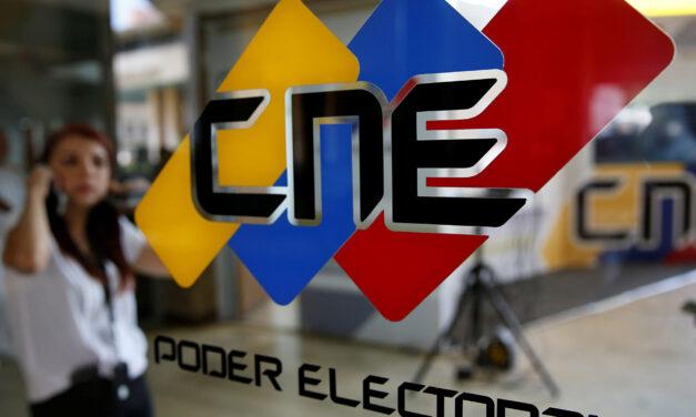[Venezuela] CNE abrió la fase de modificaciones para las elecciones de noviembre