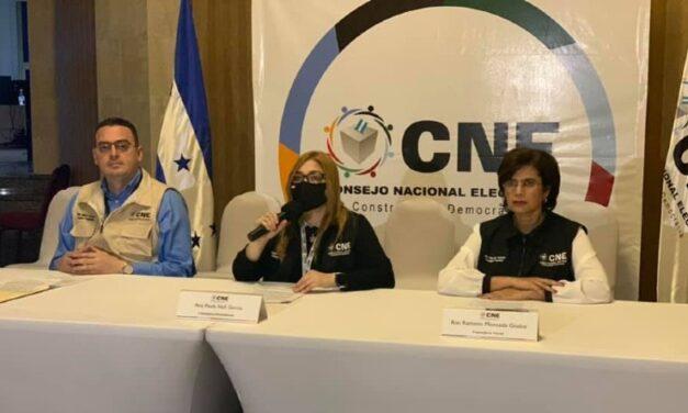 [Honduras] CNE aprueba las actas electrónicas para las elecciones generales en Honduras