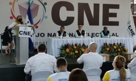 [Honduras] CNE urge al CN la aprobación del presupuesto y el cronograma para la adquisición del sistema del sistema de resultados electorales