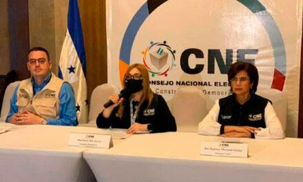 [Honduras] CNE publica condiciones para contratar sistema biométrico y lector de huellas