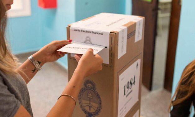 [Argentina] Habilitaron el registro para quienes no votaron en las PASO