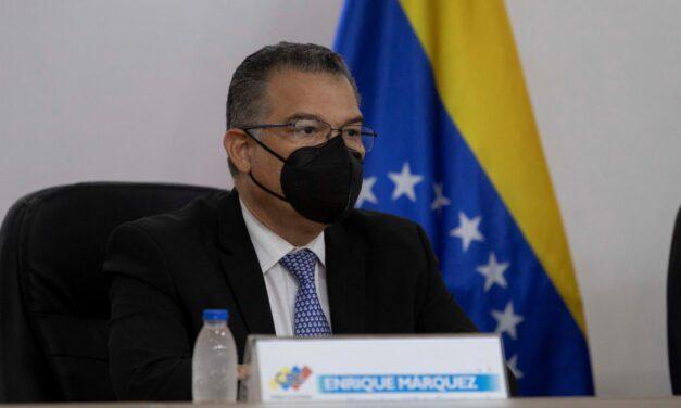 [Venezuela] Vicepresidente del CNE: Inhabilitaciones quebrantan derechos políticos