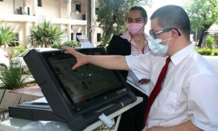 [Paraguay] TSJE inicia etapa de verificación del TREP y de audiencia de pantalla de voto