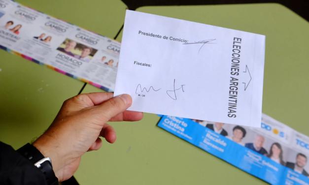 [Argentina] Juntos y equilibrados: la clave futura para la oposición