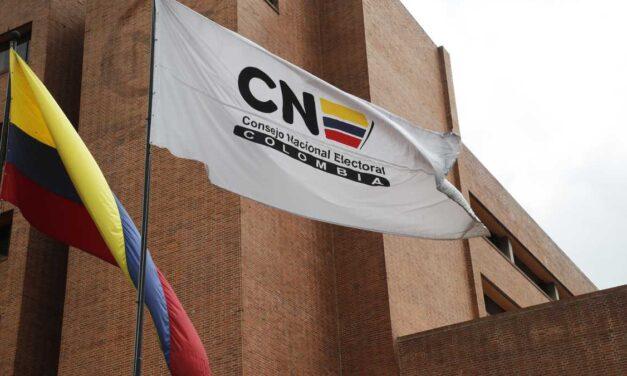 [Colombia] CNE estableció reglas para aspirantes a curules de paz