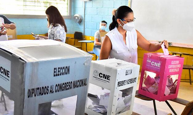 [Honduras] CNE ya tiene listo el protocolo de bioseguridad para las elecciones