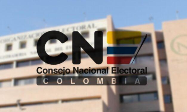 [Colombia] CNE investiga a candidatos por incumplimiento en administración de recursos